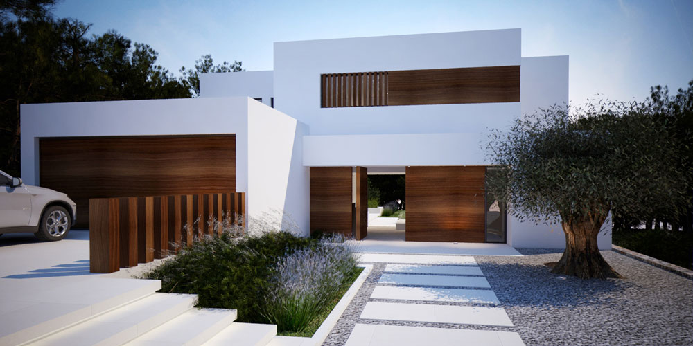 Th arquitectos tarragona h hne architekten mallorca - Arquitectos tarragona ...